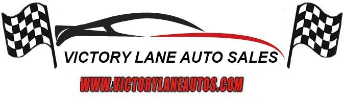 Victory Lane Auto Sales >> Victory Lane Autos